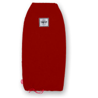 SNIPER Bodyboard Boardsock Stretch Cover Red