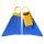 SNIPER Bodyboard Flossen Menace L 45-46 Blau Gelb