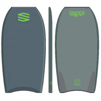 SNIPER Bodyboard Alex Uranga Tool XPE 40,5 Grey