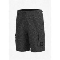 Picture Organic Clothing Streety Cargo Walkshort Boardshort Shorts Stretch black Size M