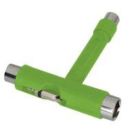 Prohibition Skateboard T-Tool Werkzeug Türkis