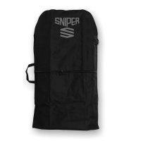 SNIPER Bodyboard Tasche Rucksack Single Cover Grau