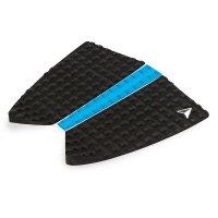 ROAM Footpad Deck Grip Traction Pad 2+1 Blau