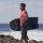 SNIPER Bodyboard Alex Uranga Tool PP 40,5 Grau