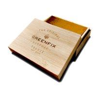 GREENFIX Surf Wachs wax Box aus Bambus