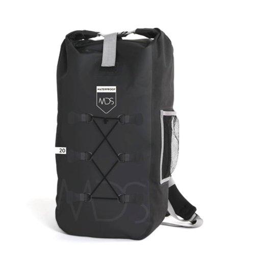 MDS waterproof Backpack 20 Liter Black