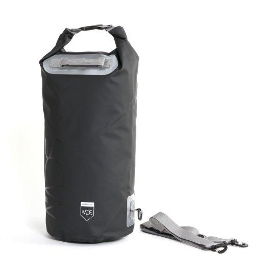 MDS wasserdichter Packsack 12 Liter Schwarz