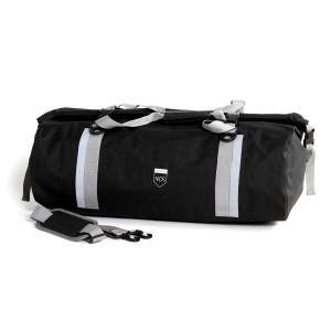 MDS waterproof Duffel Bag 60 Liter Black