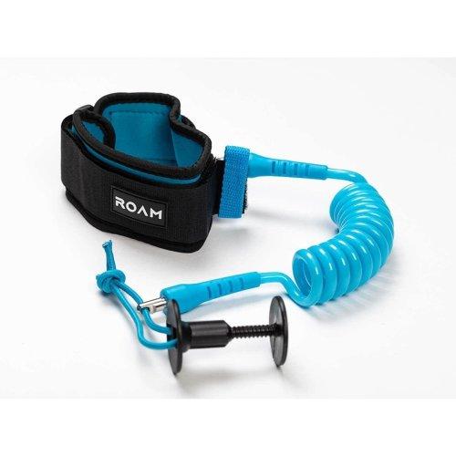 ROAM Bodyboard Bicep Leash 4.0 120cm 7mm Blue