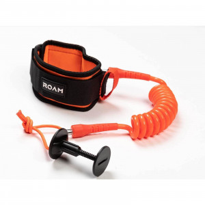 ROAM Bodyboard Bicep Leash 4.0 120cm 7mm Orange
