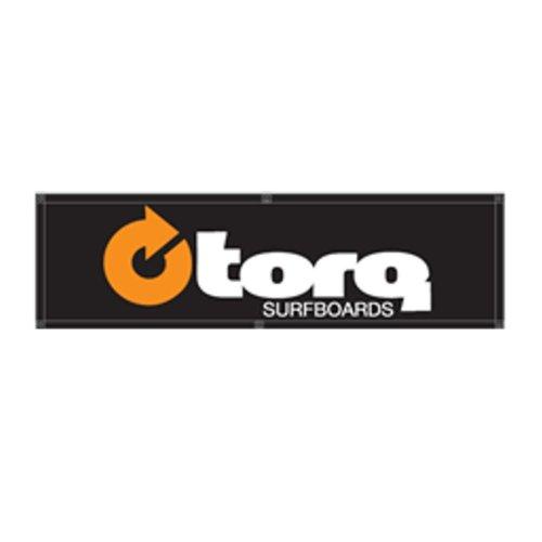 Werbebanner TORQ Surfboards 90x300cm