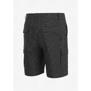 Picture Organic Clothing Streety Cargo Walkshort Boardshort Shorts Stretch schwarz