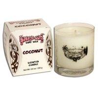 BUBBLE GUM Candle Glass Coconut 250g