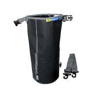 OverBoard wasserdichter Packsack 5 Liter Schwarz
