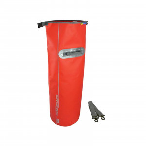 Overboard Dry Tube Bag 40 Liter red