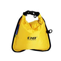 Overboard Dry Flat Bag 5 Liter yellow