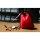 Overboard Dry Flat Bag 15 Liter red