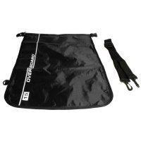 Overboard Dry Flat Bag 15 Liter black
