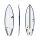 Surfboard TORQ TEC Go-Kart 6.6 Rail Blue