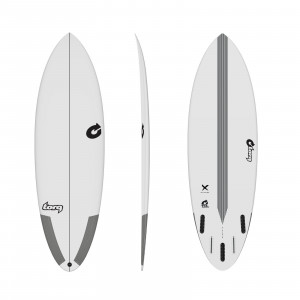 Surfboard TORQ Epoxy TEC Multiplier 6.8