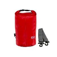 OverBoard wasserdichter Packsack 5 Liter Rot