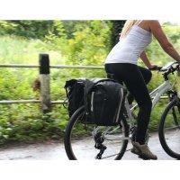 OverBoard wasserdichte Fahrrad Bike Tasche Schwarz