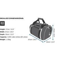 Overboard Waterproof Duffel Bag 60 Liters Yellow